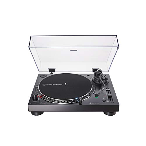 Audio-Technica AT-LP120XUSB Direct-Drive Turntable (Analog & USB), Black,...