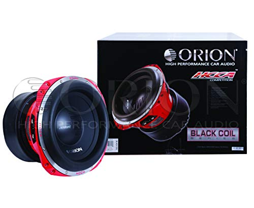 ORION HCCA Series SUBWOOFER CAR Audio CAR Stereo SUB WOOFER (HCCA122 / 12' 2...