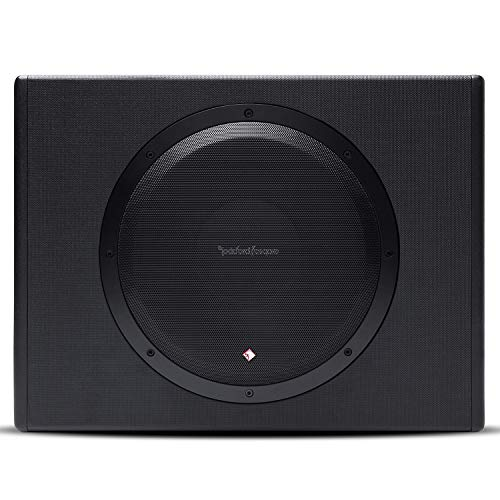 Rockford Fosgate P300-12 Punch 300 Watt Powered Loaded 12-Inch Subwoofer...
