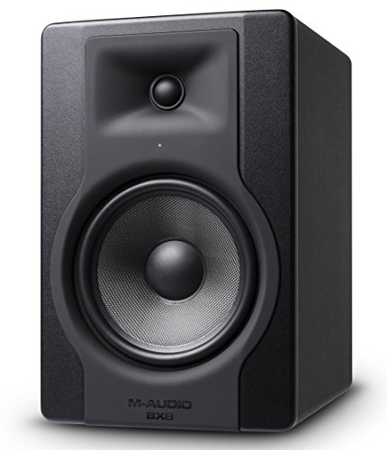 M-Audio BX8 D3 | Professional 2-Way 8' Active Studio Monitor Speakers for Music...