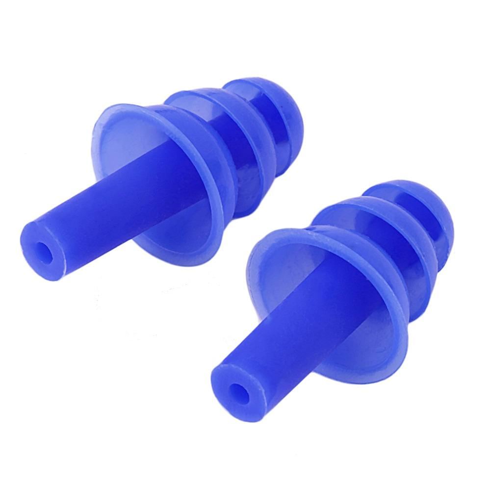 Soft Silicone '3 Layered' Earplugs